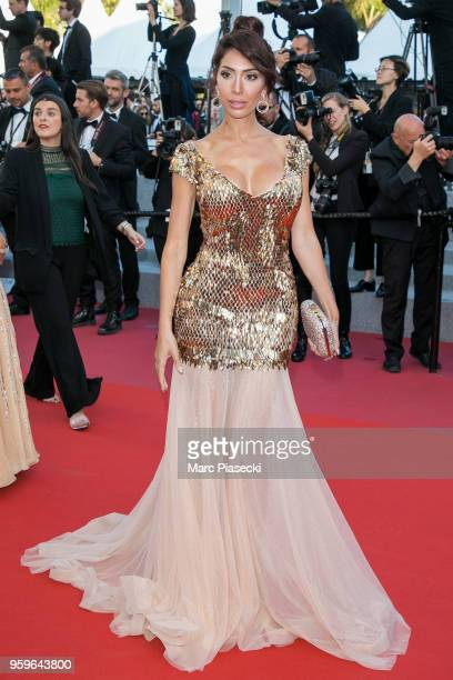 Farrah Abraham attends the screening of Capharnaum during the 71st annual Cannes Film Festival at Palais des Festivals on May 17 2018 in Cannes France