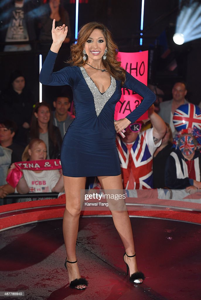 Celebrity Big Brother - 4th Eviction