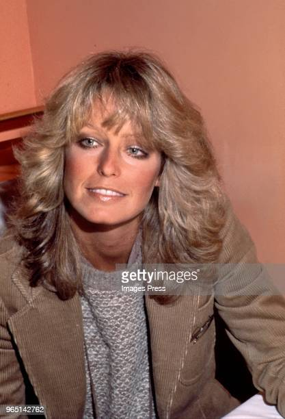 Farrah Fawcett circa 1970 in New York City