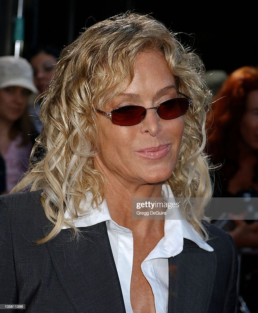 Farrah Fawcett during 'The Manchurian Candidate' Los Angeles Premiere at The Academy in Beverly Hills, California, United States.