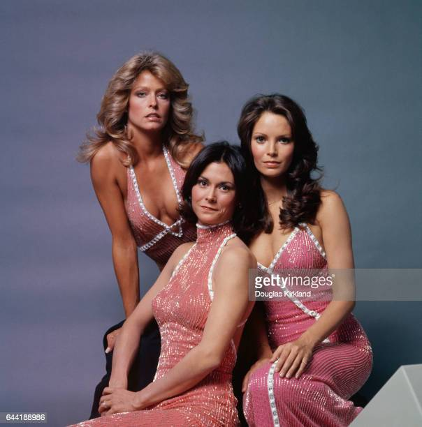 Farrah Fawcett Kate Jackson and Jaclyn Smith star in the popular 1970s television show Charlie's Angels Jackson plays the role of Sabrina Duncan...