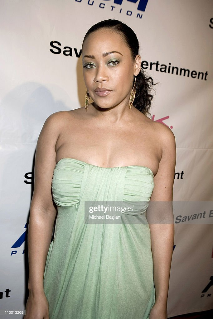 Farrah Franklin during Reggie Bush Hosts the Grand Opening of Rock Star at Trifecta Lounge at Trifecta Lounge in Los Angeles, California, United States.