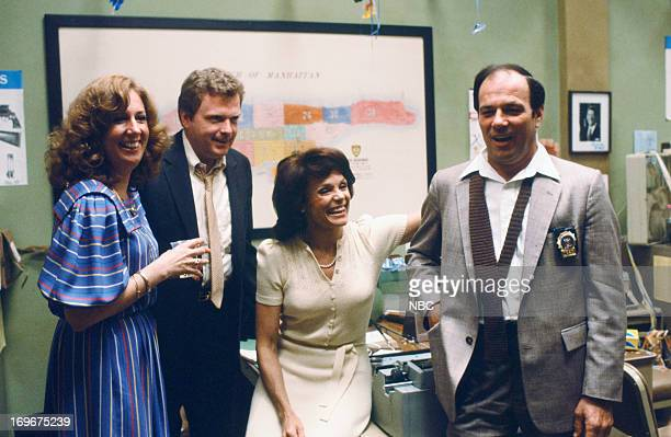 MOVIES Farrell for the People Pictured New York Assistant District Attorney Linda Fairstein NYPD Detective Sargent Charlie Bardong actress Valerie...