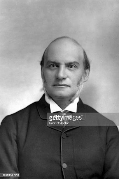Farrer Herschell , 1st Baron Herschell, 1890. Herschell was Lord Chancellor of Great Britain in 1886, and again from 1892 to 1895. From The Cabinet...