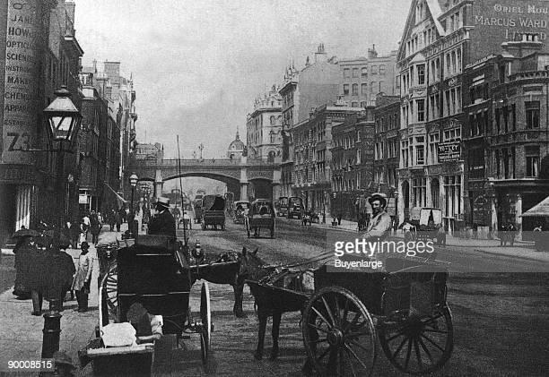 Farrington Street London
