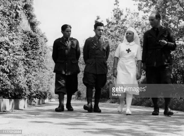 Fascism exponents of opera nazionale balilla and nurse 192637