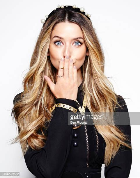 Fashion and beauty social media blogger and author Zoella Sugg is photographed for Cosmopolitan UK on July 22 2016 in London England