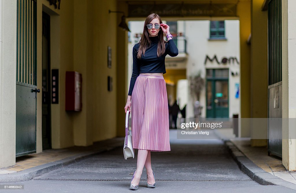Chanel Berlin style in berlin march 10 2016 photos and images getty images