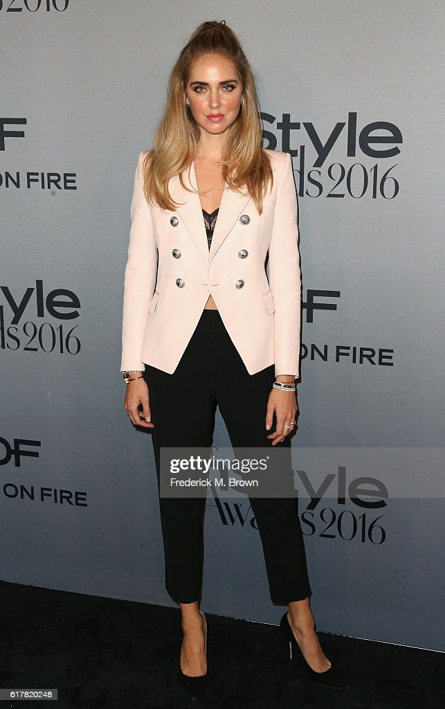 2nd Annual InStyle Awards - Arrivals