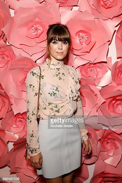 Fashion blogger Jenny Cipoletti attends the Who What Wear Visionaries Launch at Ysabel on May 10 2016 in West Hollywood California