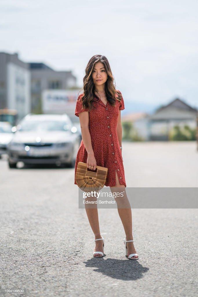 Street Style At Feeric Fashion Week 2018 In Sibiu : News Photo