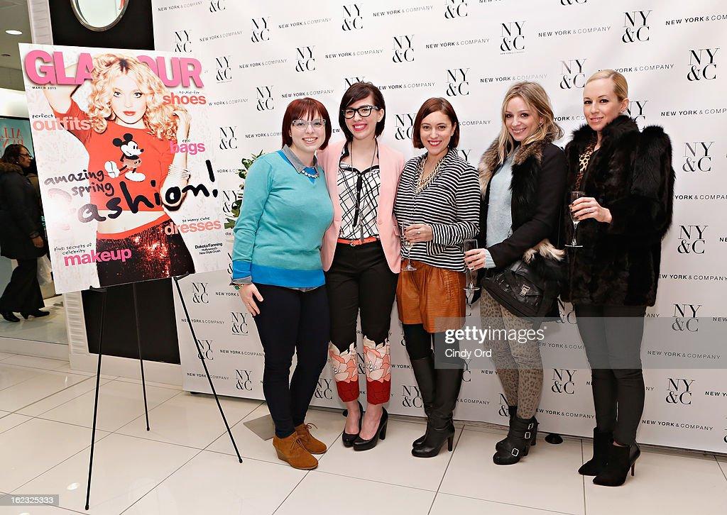 NY & Co  Pant Event : News Photo