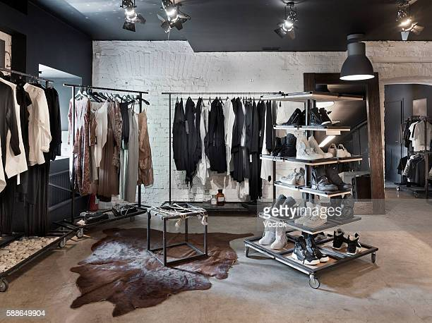 Fashion boutique in St. Petersburg