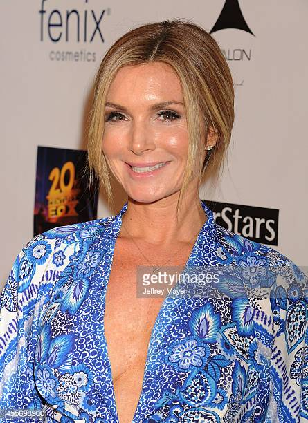 Fashion consultant Eden Sassoon attends the Stars Get Lucky For Lupus 6th Annual Poker Tournament at Avalon on September 18 2014 in Hollywood...