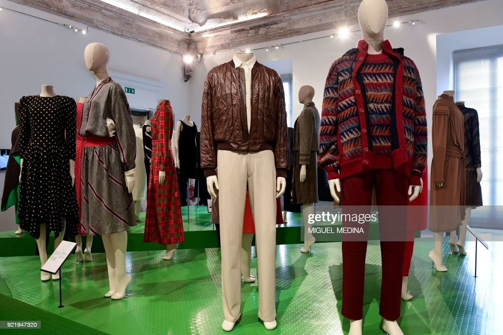 FASHION-ITALY-ITALIANA-EXHIBITION : News Photo