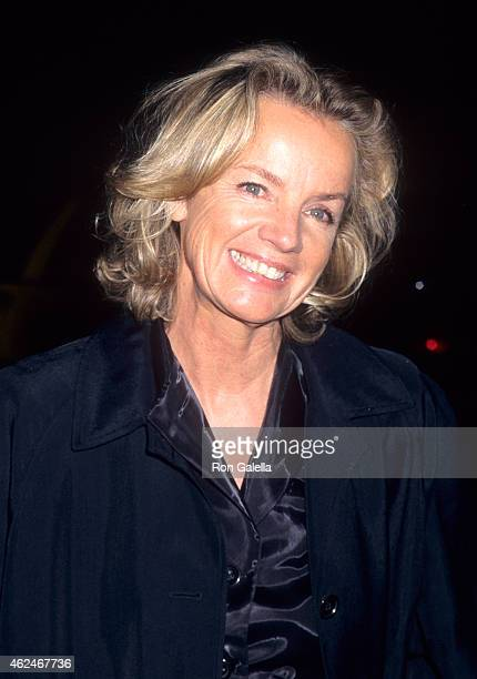 Fashion desigenr Jil Sander attends the Fashion Group International's 13th Annual 'Night of Stars' Gala on September 16 1996 at the Pierre Hotel in...