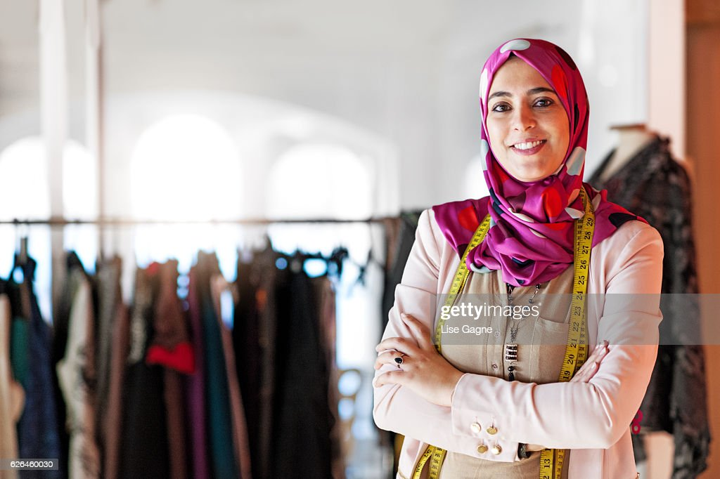 Fashion Design Startup Business : Stock Photo