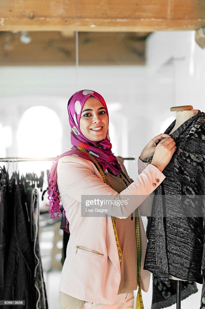 Fashion Design Startup Business : Stock Photo