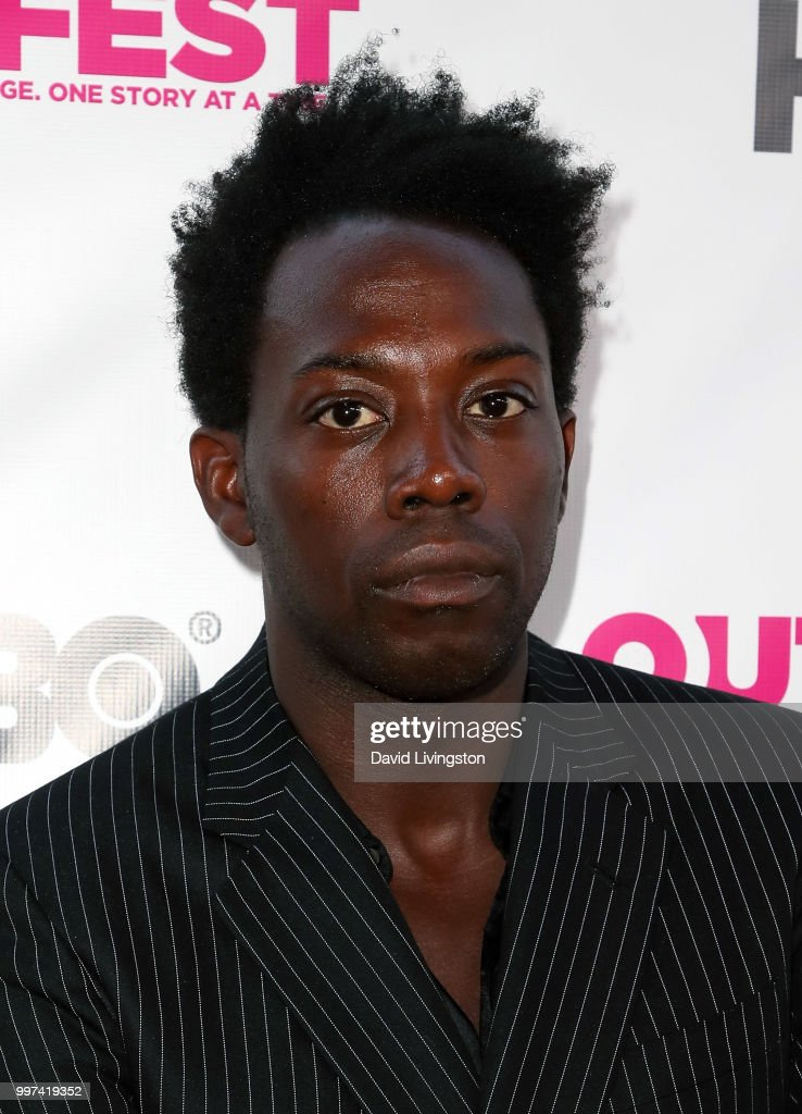 Fashion Designer Adrien Sauvage Attends The 2018 Outfest Los Angeles News Photo Getty Images