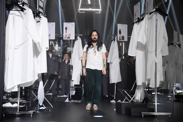 ITA: Gucci - Runway - Milan Fashion Week Fall/Winter 2020/21