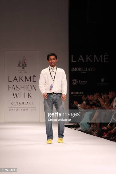 940 India Fashion Week Day 7 Photos And Premium High Res Pictures Getty Images