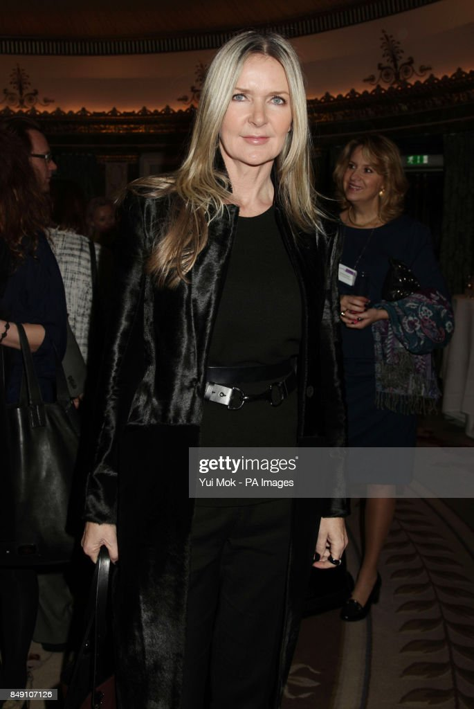 Fashion designer Amanda Wakeley arriving for the the NatWest... News ... e1d1c4931