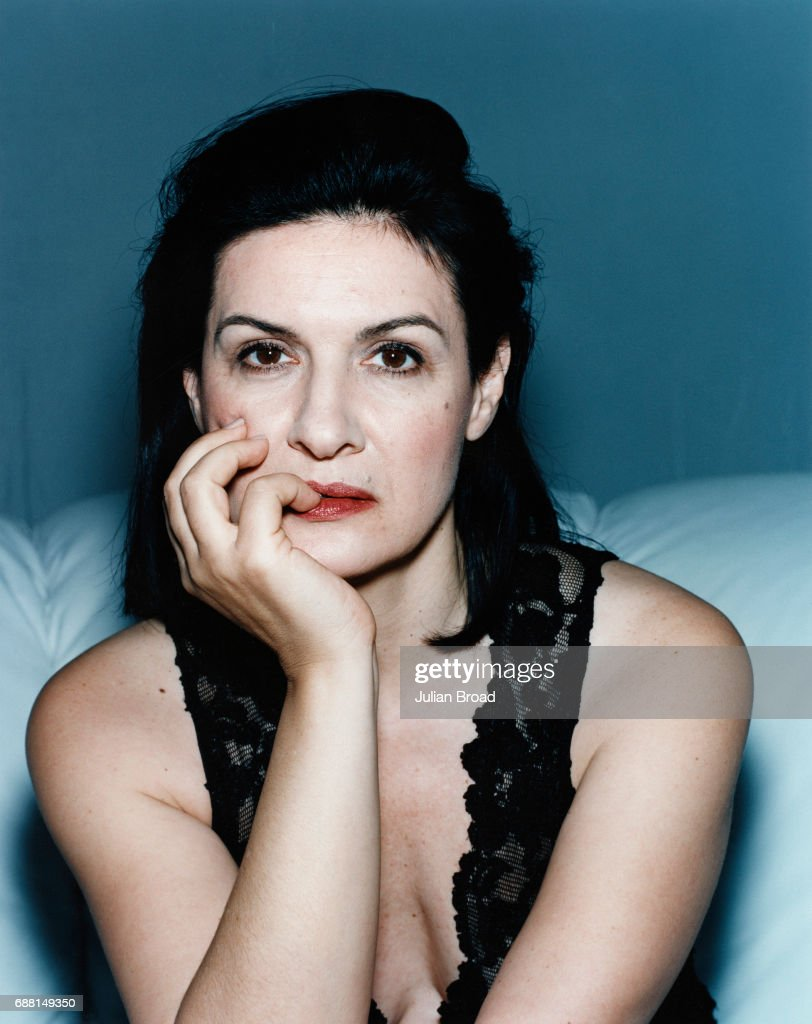 Fashion designer and businesswoman Paloma Picasso is photographed in London, England.