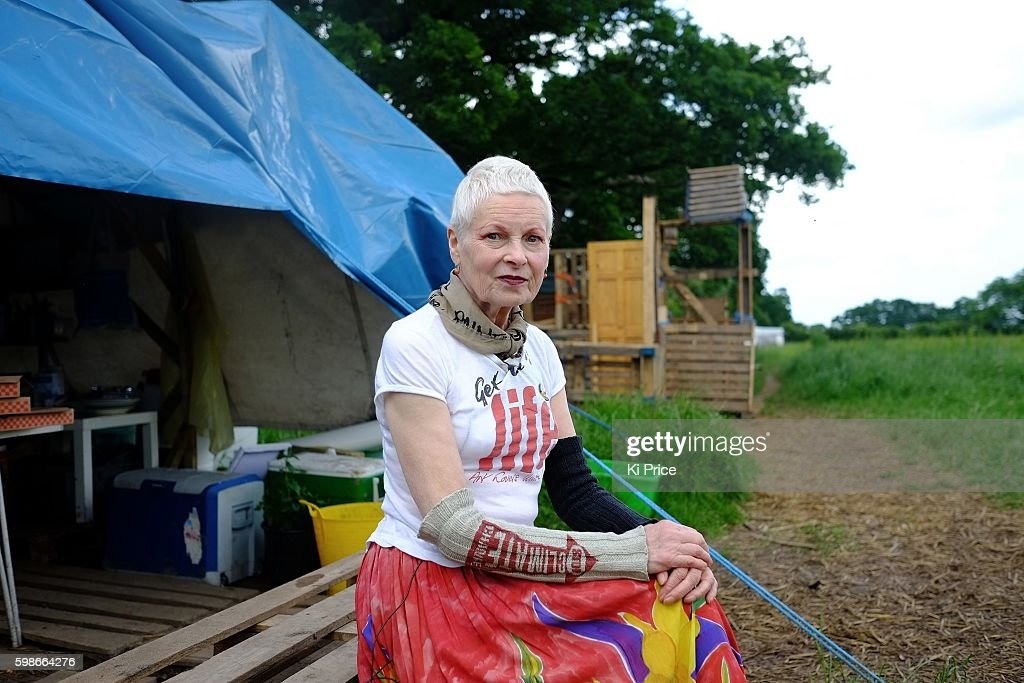 Vivienne Westwood, Self assignment, June 14, 2014