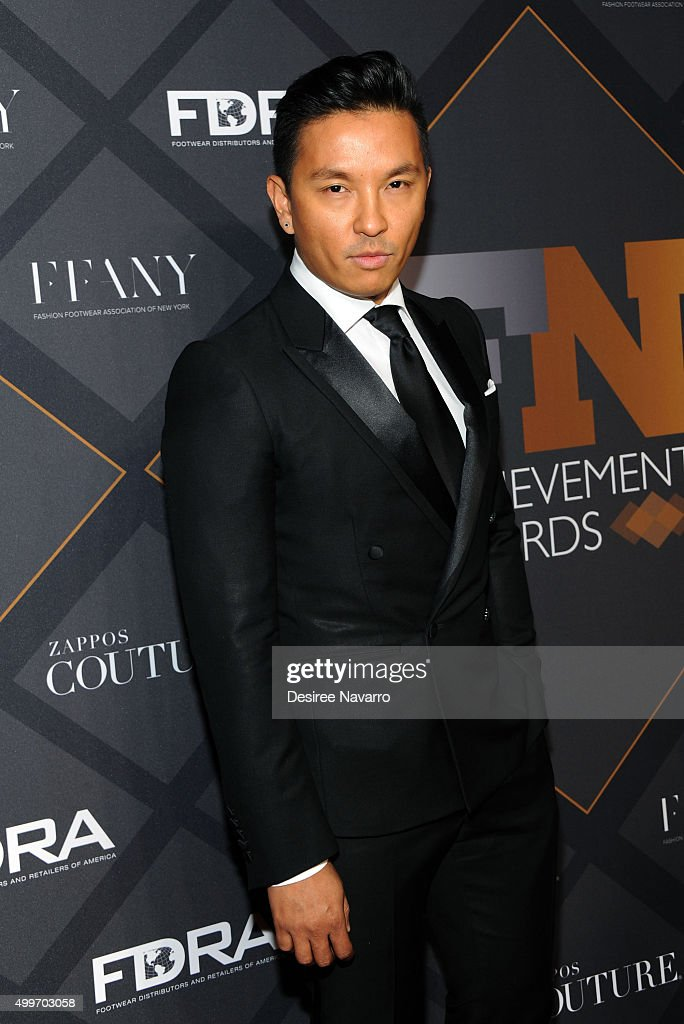 Fashion designer and Icon Award for Social Impact, Prabal Gurung attends the 29th FN Achievement Awards at IAC Headquarters on December 2, 2015 in New York City.
