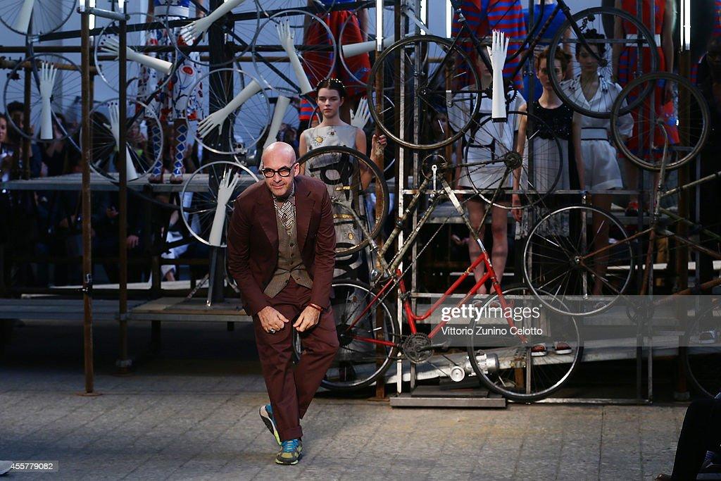 Antonio Marras - Runway - Milan Fashion Week Womenswear Spring/Summer 2015