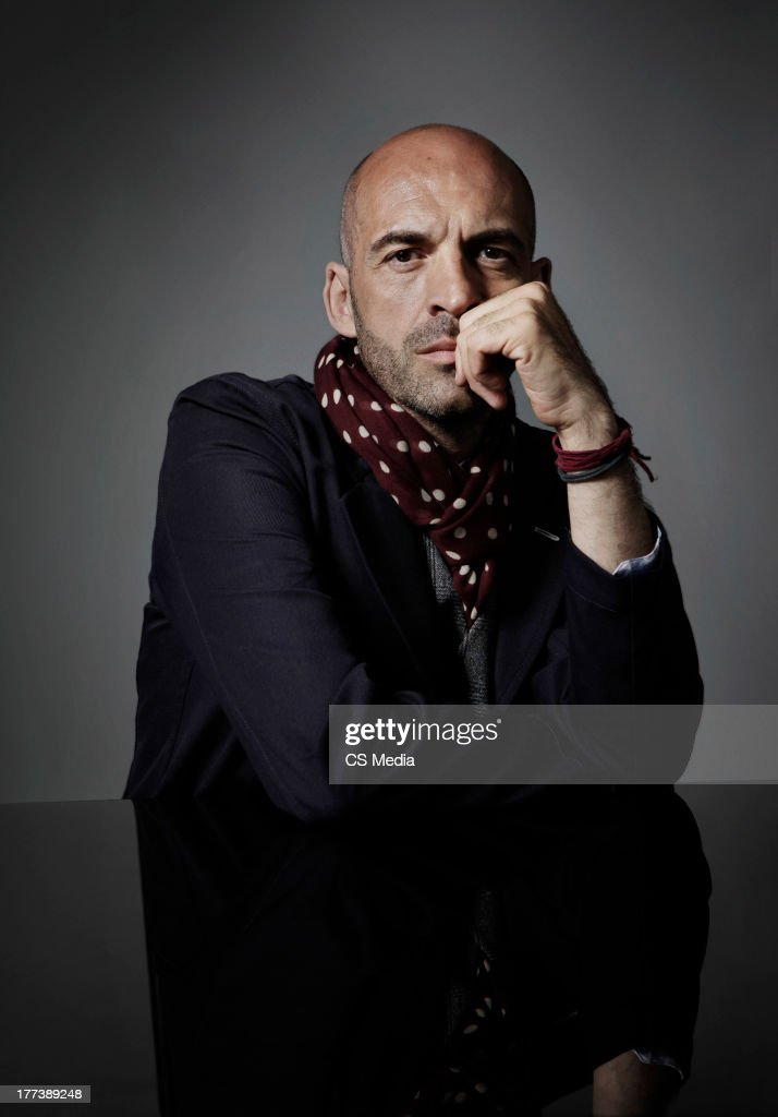 Antonio Marras, Portrait shoot, June 8, 2010
