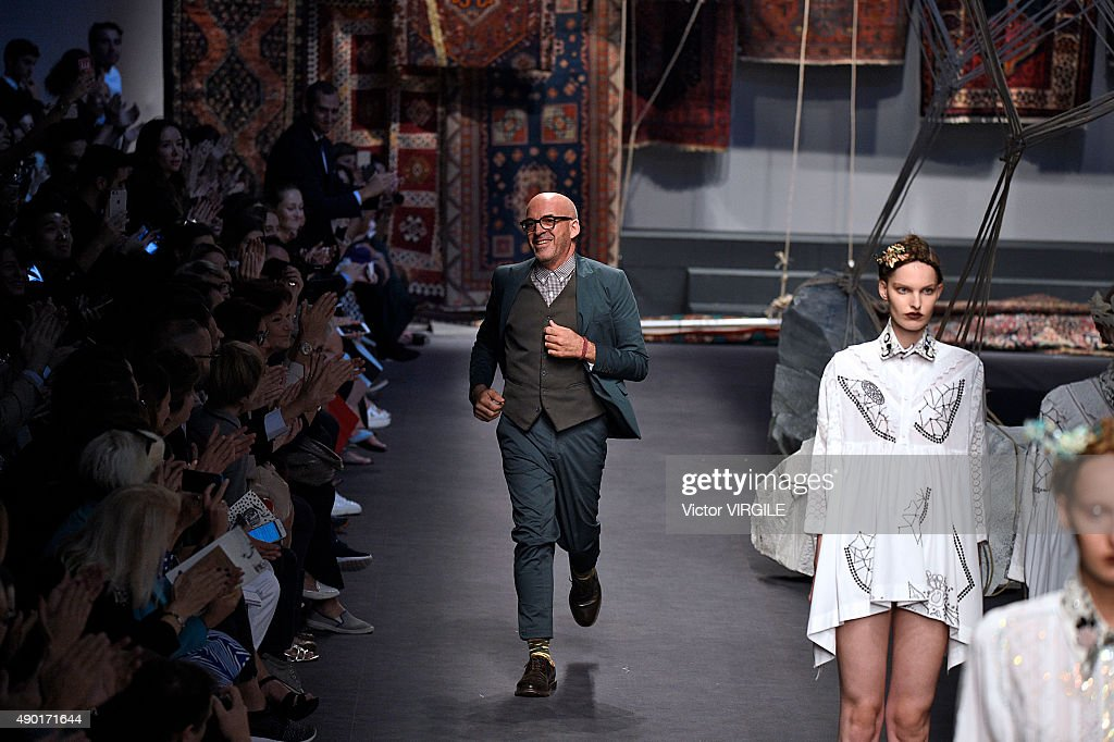Antonio Marras - Runway - Milan Fashion Week SS16