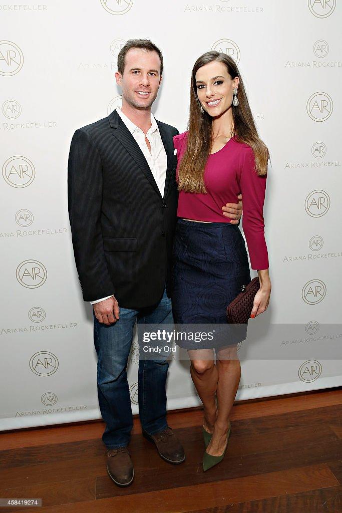Ariana Rockefeller Pop-Up Shop Opening Reception : Fotografía de noticias