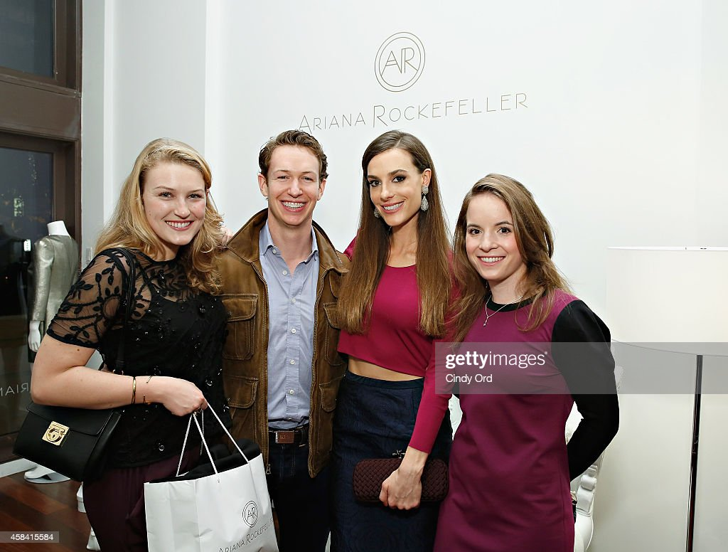 Ariana Rockefeller Pop-Up Shop Opening Reception : News Photo