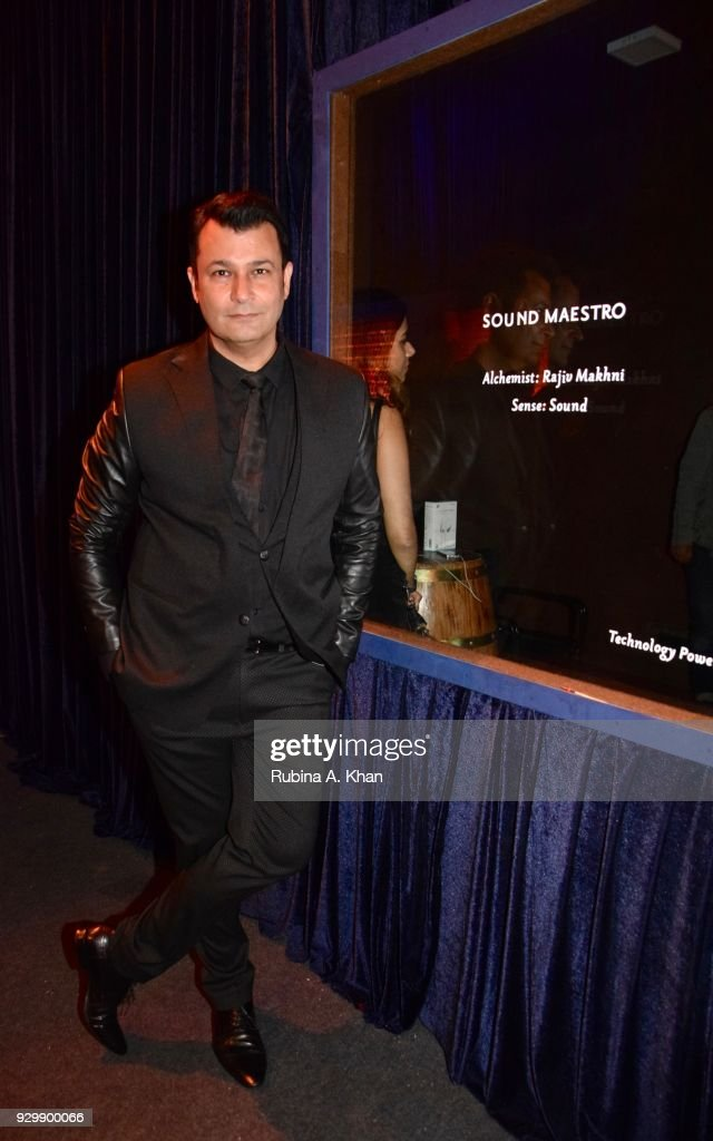 Fashion Designer Ashish N Soni Attends The Second Edition Of Chivas News Photo Getty Images