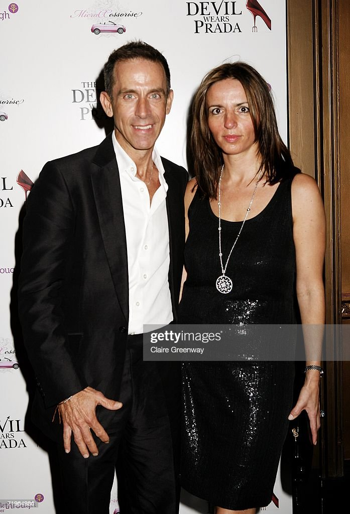 Fashion Designer Ben De Lisi And His Guest Arrive At The After Party News Photo Getty Images