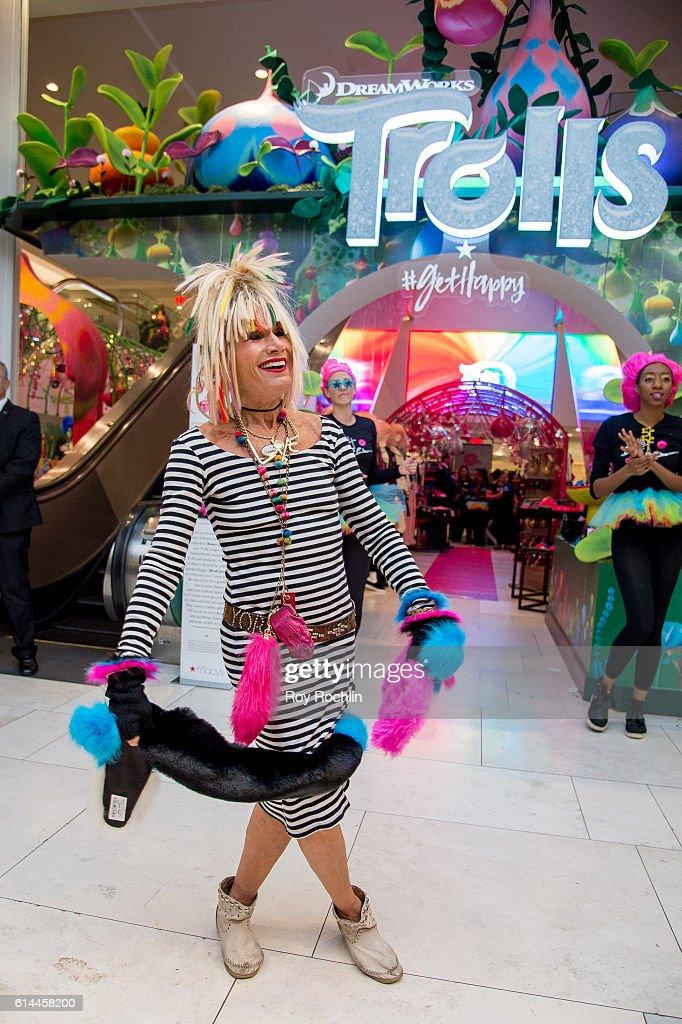 Betsey xox Trolls Launch