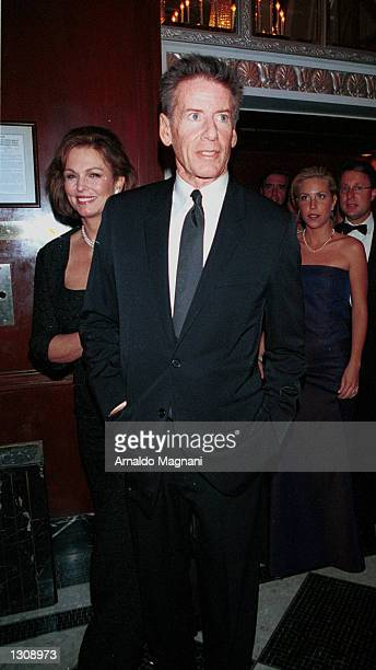 Fashion designer Calvin Klein attends one of New York City''s most recognized and elegant events this year''s Rita Hayworth Gala held in the Grand...