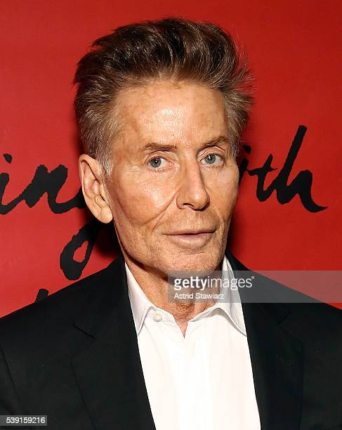 Fashion designer Calvin Klein attends Pat Cleveland Walking With The Muses Book Release Party at The Jane Hotel on June 9 2016 in New York City