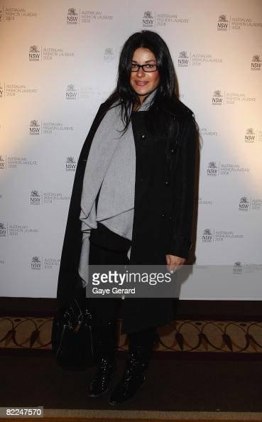 Fashion Designer Camilla Freeman Attends The Australian Fashion News Photo Getty Images