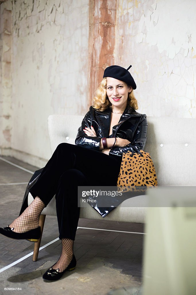 Charlotte Olympia, Self assignment, September 19, 2016