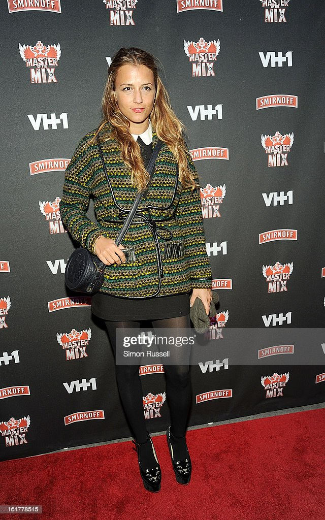 Fashion designer Charlotte Ronson attends the 'Masters Of The Mix' Season 3 Premiere at Marquee on March 27, 2013 in New York City.
