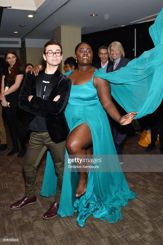 Christian Siriano - Front Row - February 2018 - New York Fashion Week