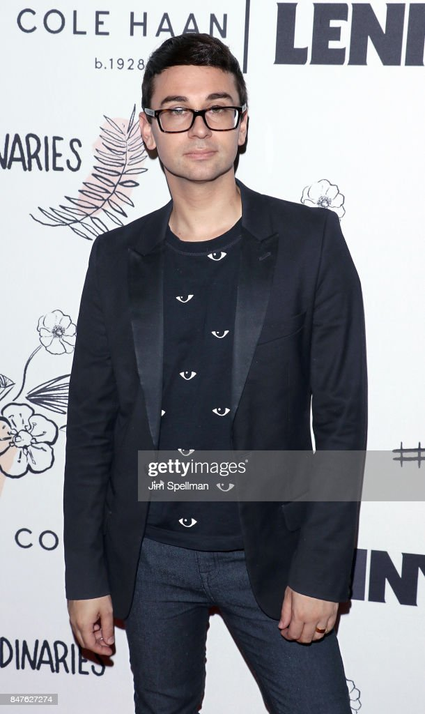 Christian Siriano   Fashion Designer Photo Gallery