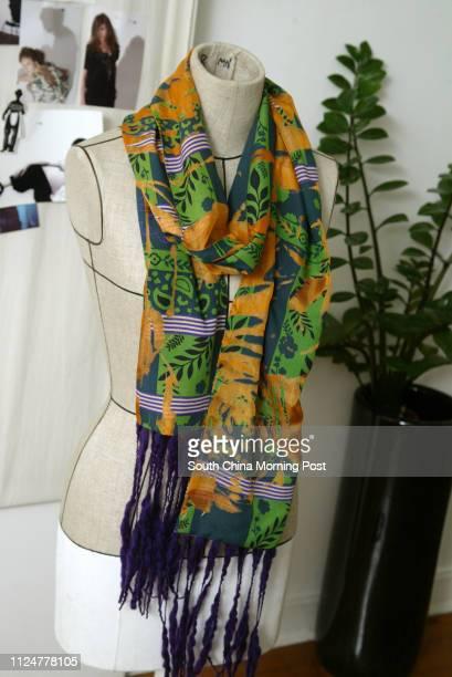 Fashion Designer Coney Ko's collection in Tsim Sha Tsui 29 July 2005