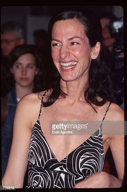 Fashion designer Cynthia Rowley attends the Collection Rouge DIFFA fashion benefit April 24 1996 in New York City DIFFA was started in 1984 in New...