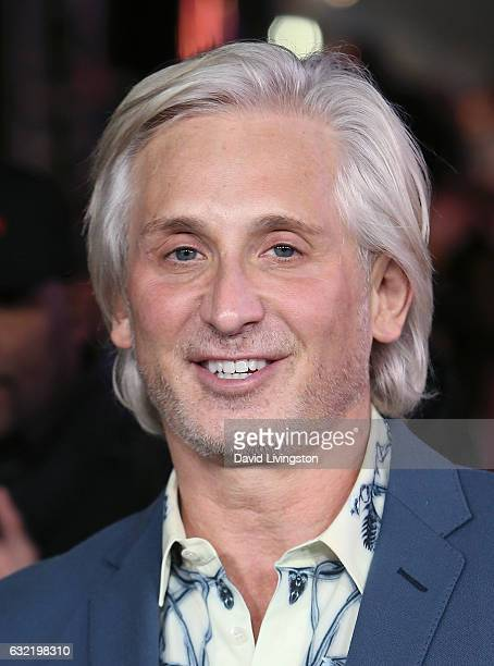 Fashion designer David Meister attends the premiere of Paramount Pictures' xXx Return of Xander Cage at TCL Chinese Theatre IMAX on January 19 2017...