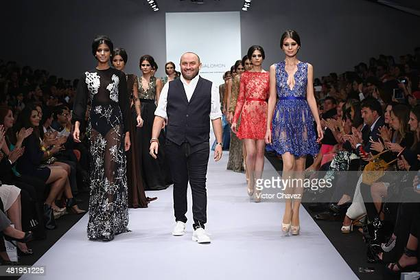 174 David Salomon Fashion Designer Photos And Premium High Res Pictures Getty Images