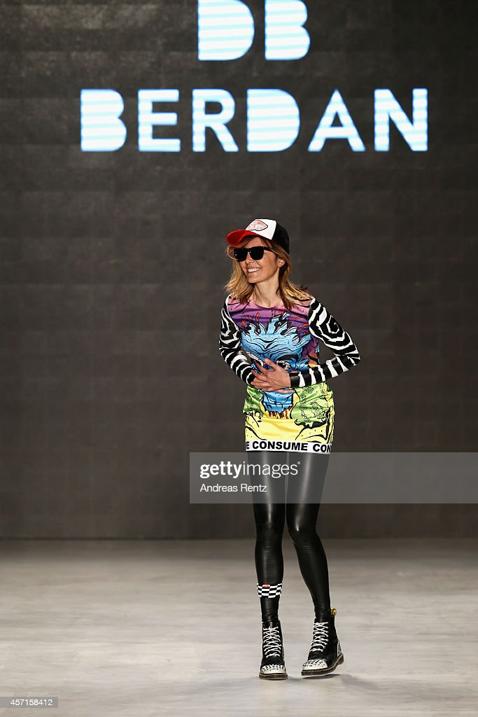 DB Berdan: Runway - MBFWI Spring/Summer 2015 : News Photo
