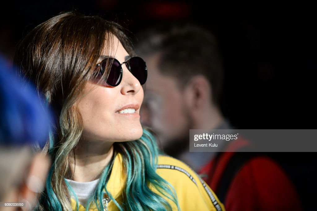 Celebrity Sightings - Mercedes-Benz Fashion Week Istanbul - March 2018 - Day 2